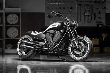 Hammer Limited Edition Black/White - Shot 6 by AmericanMuscle