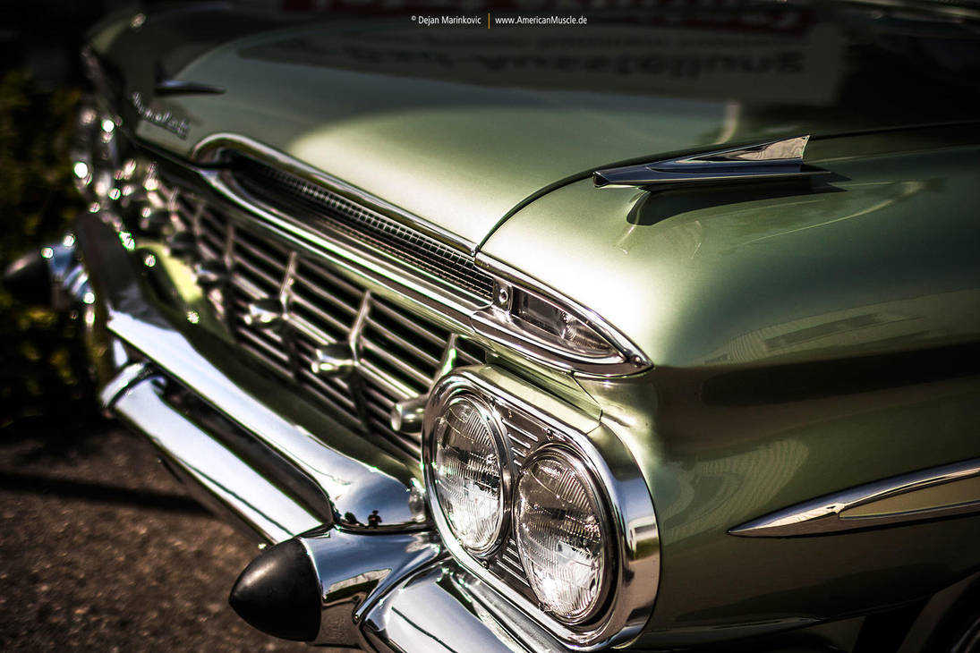 1959 Chevrolet Kingswood Detail by AmericanMuscle