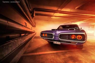 Hellcoro /  1970 Dodge Coronet - Shot 15 by AmericanMuscle