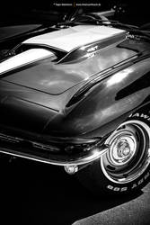 Corvette C2 Sting Ray Detail by AmericanMuscle