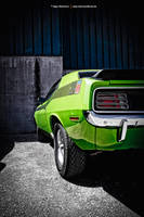 Plymouth Cuda AAR by AmericanMuscle