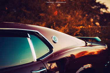 1969 Ford Mustang Mach 1 Detail by AmericanMuscle