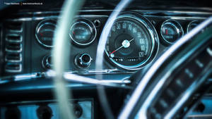 1964 Chrysler New Yorker Dashboard by AmericanMuscle