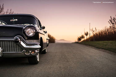 1957 Cadillac Series 62 - Shot 5 by AmericanMuscle