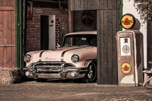 1956 Pontiac Catalina - Shot 6 by AmericanMuscle
