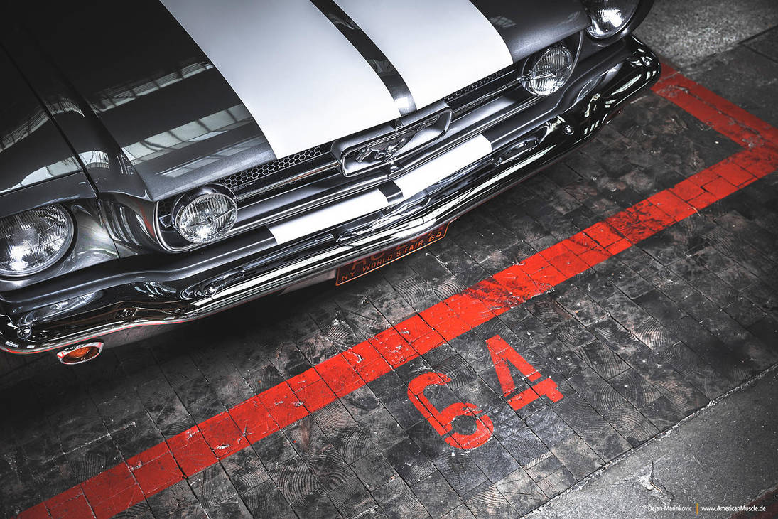 1965 Ford Mustang Coupe - Shot 4 by AmericanMuscle