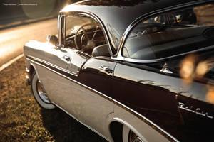 1956 Bel Air Sport Sedan by AmericanMuscle