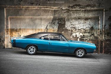 1968 Dodge Charger - Shot 6 by AmericanMuscle