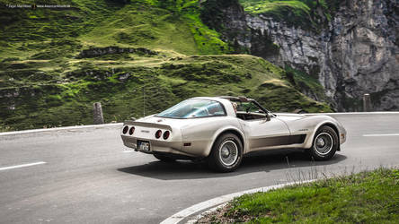 1982 Corvette C3 Collector's Edition by AmericanMuscle