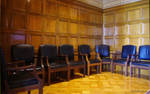 Arkansas State Capitol chairs 2012 by DryadStudios