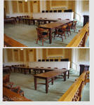 Arkansas Supreme Court Tables by DryadStudios