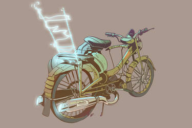 Bike by bloochikin