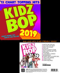 Kidz Bop 2019 by Trowbridge27