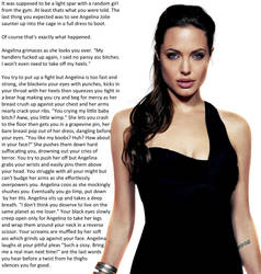 Angelina Jolie Beats and Humiliate You by Garpth