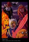 Adventure time! Yuki Bday gift by DaniDL