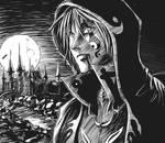 Vampire in the night by DaniDL