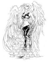 Angelic Angel by cheetor182