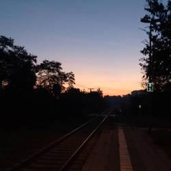 Sunrise by Meellowstar