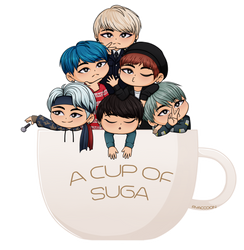Cup of Suga by Ryaccoon