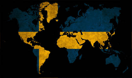 Swedish Rule The World by BlackCrow907