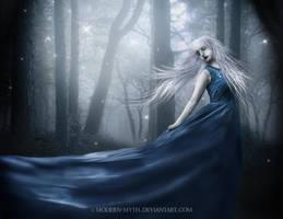 Forest lady by modern-myth