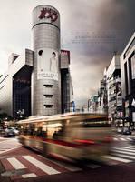 Shibuya 109 by ramonvaamonde