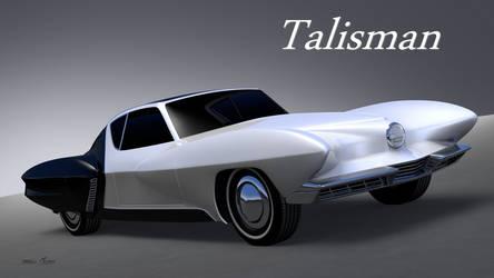 Tucker Talisman by RayMontes