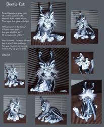 Beetlekitty Sculpt by Anvikit