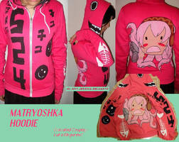 matryoshka hoodie by nin-uss