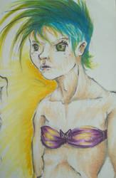 The Girl by xXxV-ChanxXx