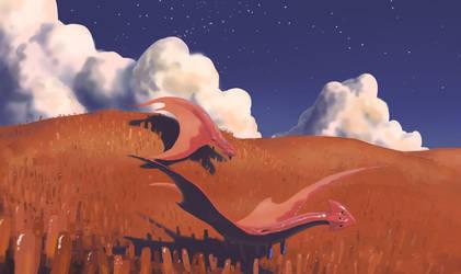 Prairie by FoxyTomcat