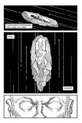 The Prisoner by FoxyTomcat