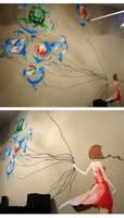 Wall Mural by Samirakate