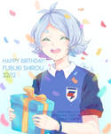 [IE] Happy Birthday Fubuki! by Clerii
