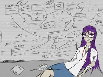 Yuri... by Fracta-T
