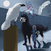 RoD 3: Rakhera | The Riddles by AmaranthineRain