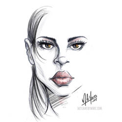 Girl 61 by sketchartbymarc