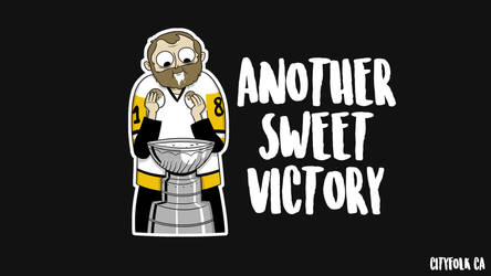 Another Sweet Victory Wallpaper by cityfolkwebcomic