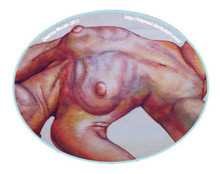 Reclining Nude by HeyNani