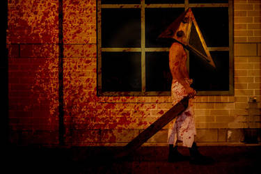 Pyramid Head by stillreflection
