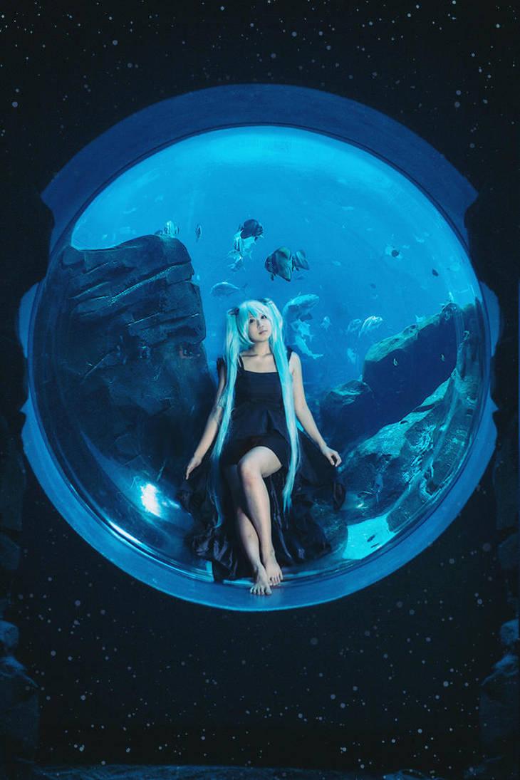 Miku Deep Sea by stillreflection