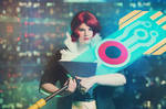Transistor by stillreflection