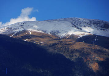 dorfak mountain in spring by MRJelveh