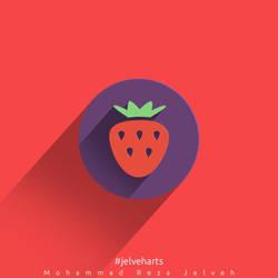 Strawberry by MRJelveh