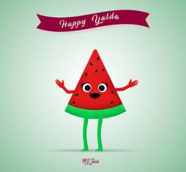 Happy Yalda! by MRJelveh