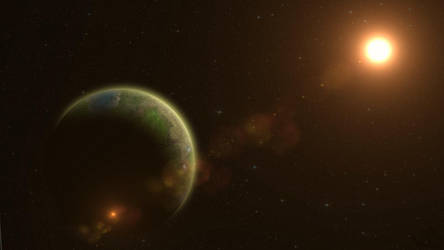Ma Planete :3 by LordBerry