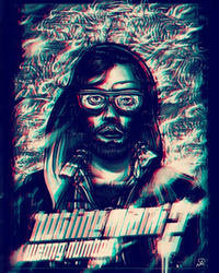 hotline Miami 2 reworked in 3d by LordBerry