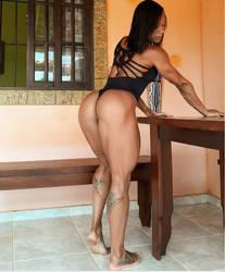 Janaina Pinheiro by moganer