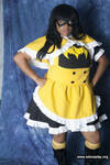 Black n Yellow by LadiPendragon