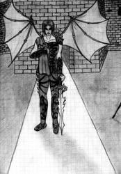 Raziel the Vampire by Blackmistress44